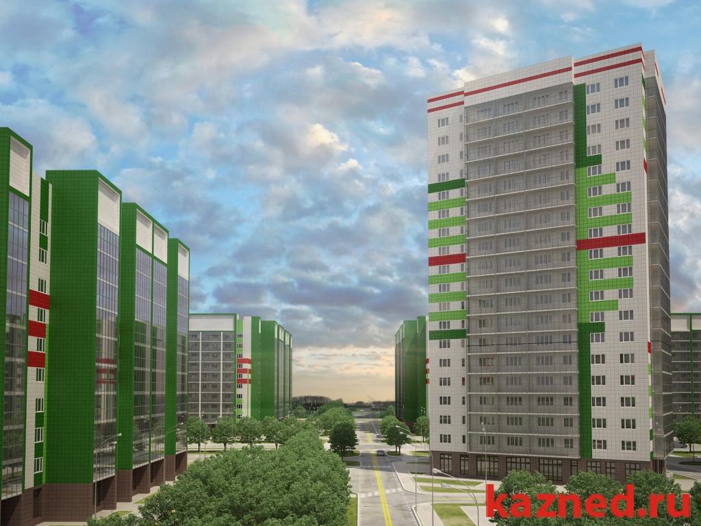 Продажа 2-к квартиры МАМАДЫШСКИЙ ТРАКТ, 54 м2  (миниатюра №1)