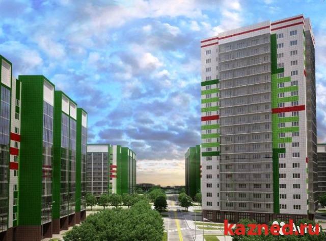 Продажа 2-к квартиры Мамадышский Тракт,1, 54 м²  (миниатюра №4)