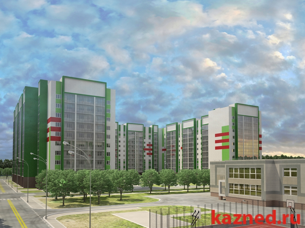 Продажа 1-к квартиры http://unistroyrf.ru/, 29 м²  (миниатюра №1)