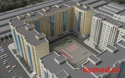 Продажа 1-к квартиры , 45 м² (миниатюра №2)