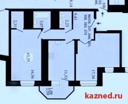 Продажа 1-к квартиры Ахунова 13, 63 м² (миниатюра №7)
