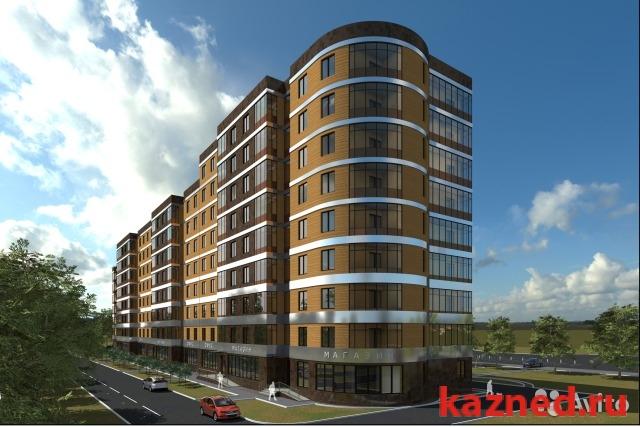Продажа 1-к квартиры Счастливая с Усады Лаишевский район, 41 м2  (миниатюра №1)