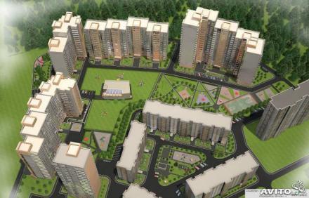 Продажа 2-к квартиры Губкина 5, 71 м²  (миниатюра №1)
