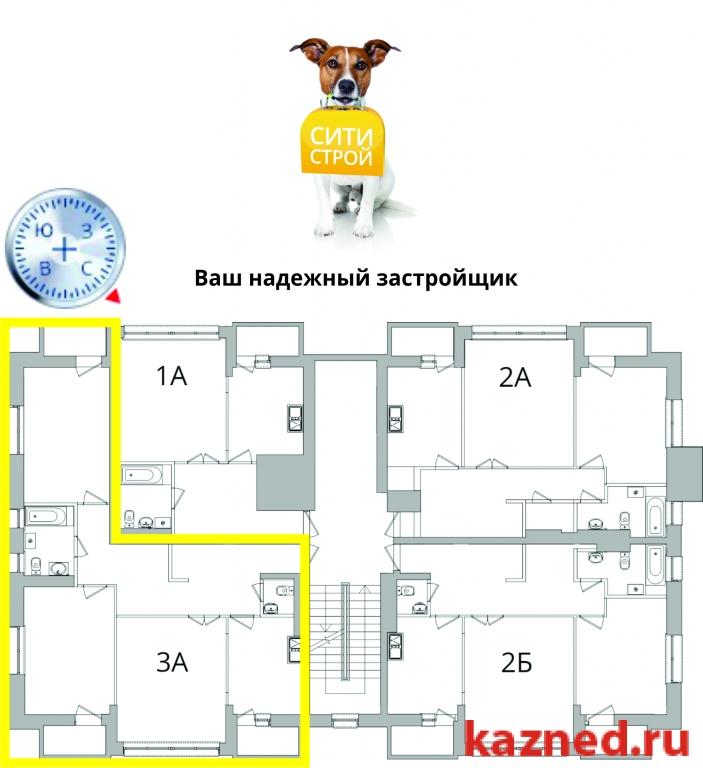 Продажа 3-к квартиры Тихомирнова,19, 96 м²  (миниатюра №3)