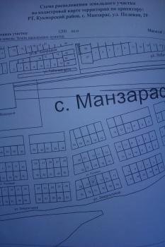 Продажа  участка с. Манзарас
