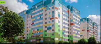 Продажа 3-к квартиры пр.Строителей , 79.0 м² (миниатюра №2)
