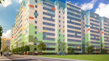 Продажа 3-к квартиры пр.Строителей , 73.0 м² (миниатюра №4)