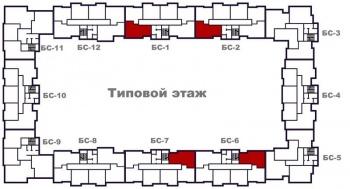Продажа 2-к квартиры Тэцевская 7Б, 45.0 м² (миниатюра №2)