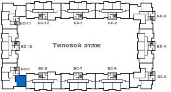 Продажа 3-к квартиры Тэцевская 7Б, 64.0 м² (миниатюра №3)