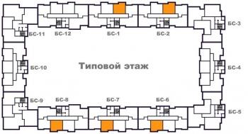 Продажа 1-к квартиры Тэцевская 7Б, 33.0 м² (миниатюра №1)