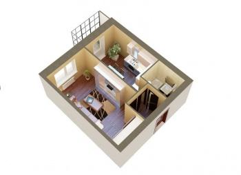 Продажа 1-к квартиры ЖК Царево, 7, 29.0 м² (миниатюра №4)