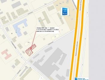 Продажа  склады, производства ул.Табейкина, д.5, 238.0 м² (миниатюра №1)