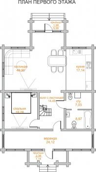 Продажа  дома Центральная, 16, 163 м² (миниатюра №2)
