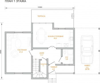 Продажа  дома Парковая, 26, 132.0 м² (миниатюра №6)