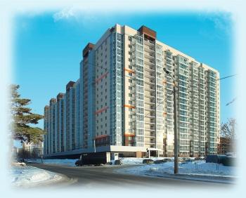 Продажа 3-к квартиры Камая, д.8а, 2 очередь, 104.0 м² (миниатюра №2)