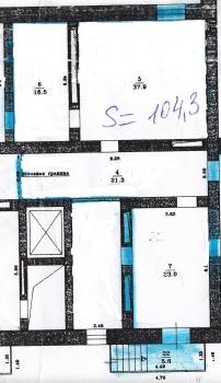Продажа  офисно-торговые Заря, 16, 104.0 м² (миниатюра №2)