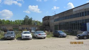 Аренда  склады, производства Гудованцева, 1а, 3800.0 м² (миниатюра №2)