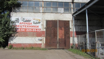 Аренда  склады, производства Аделя Кутуя, 163, 580.0 м² (миниатюра №2)