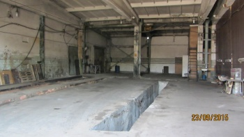 Аренда  склады, производства Аделя Кутуя, 163, 380.0 м² (миниатюра №1)
