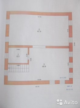 Продажа  дома п. Привольный, ул. Чечек, 340.0 м² (миниатюра №10)