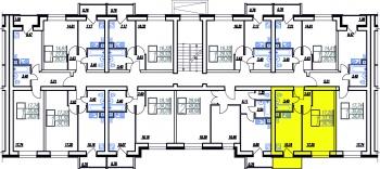 Продажа 1-к квартиры Мамадышский тракт, 34.0 м² (миниатюра №8)