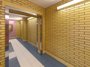 Продажа 2-к квартиры Мамадышский тракт, 45.0 м² (миниатюра №7)