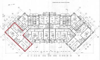 Продажа 3-к квартиры Гвардейская, 59а (ост. Сады), 105 м² (миниатюра №3)