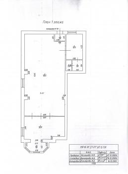 Продажа  офисно-торговые Карла Маркса,3, 140.0 м² (миниатюра №10)