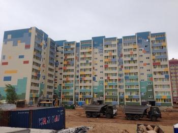 Продажа 2-к квартиры , 55.0 м² (миниатюра №1)