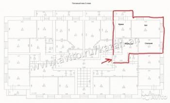 Продажа 2-к квартиры Комсомольская, д. 26, 74.0 м² (миниатюра №3)