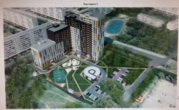 Продажа 1-к квартиры Карбышева, 50, 41.0 м² (миниатюра №1)