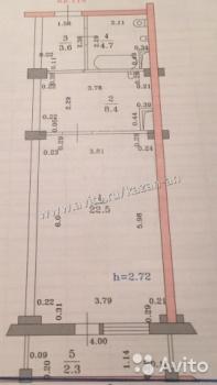 Продажа 1-к квартиры Седова 1, 44 м² (миниатюра №2)