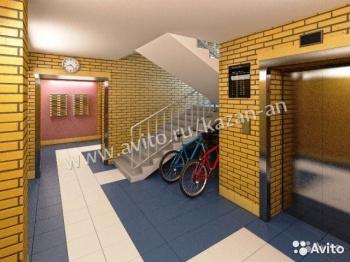 Продажа 2-к квартиры Мамадышский тракт, Дом 1, 57 м² (миниатюра №6)