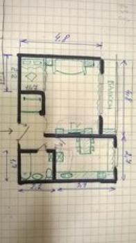Продажа 1-к квартиры Осиново, ул. Гагарина, 8, 36.0 м² (миниатюра №3)