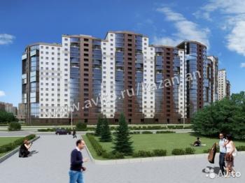 Продажа 2-к квартиры ЖК «Столичный», Дом 70/1, 74.0 м² (миниатюра №3)