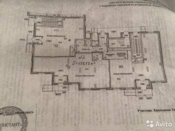 Продажа  офисно-торговые Дубравная,16, 139.0 м² (миниатюра №3)