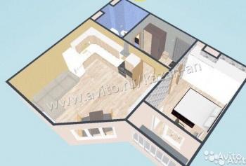 Продажа 2-к квартиры Четаева 10, 0 м² (миниатюра №1)