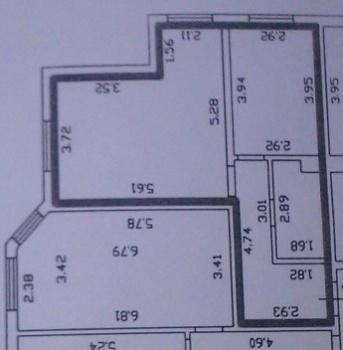 Продажа 1-к квартиры квартал 4 , дом 4, 49 м² (миниатюра №5)
