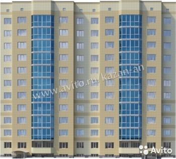 Продажа 1-к квартиры Лукина/ул. Годовикова, дом 2, 45 м² (миниатюра №2)