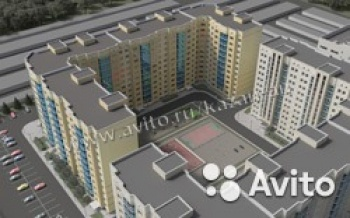 Продажа 1-к квартиры Лукина/ул. Годовикова, дом 2, 45 м² (миниатюра №1)
