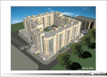 Продажа 1-к квартиры Лукина/ул. Годовикова, дом 2, 45 м² (миниатюра №4)