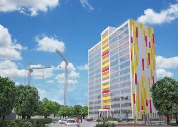 Продажа 1-к квартиры Отрадна, 48, 54 м² (миниатюра №2)