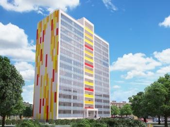 Продажа 1-к квартиры Отрадна, 48, 43.0 м² (миниатюра №2)
