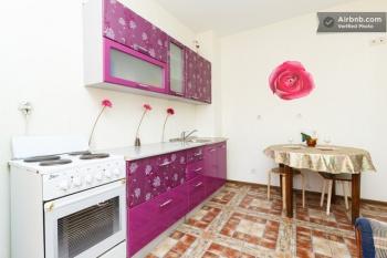 Посуточная аренда 1-к квартиры чистопольская 64, 40.0 м² (миниатюра №4)