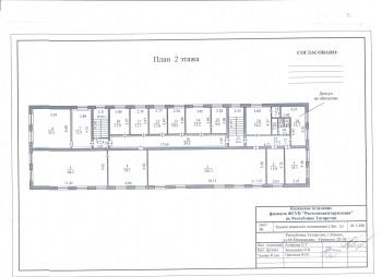 Продажа  офисно-торговые ул.Мало-Московская, д.24а, 1377.2 м² (миниатюра №5)