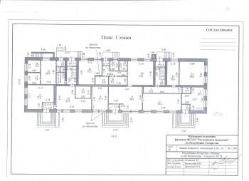Продажа  офисно-торговые ул.Мало-Московская, д.24а, 1377.2 м² (миниатюра №6)