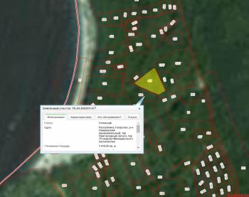 Продажа  дома  Матюшинское участковое лестничество, квартал №70, выдел 17, 0.0 м² (миниатюра №6)