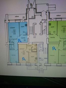 Продажа 2-к квартиры Рауиса Гареева 98, 53.0 м² (миниатюра №2)