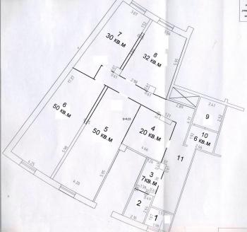 Аренда  офисно-торговые Сибгата Хакима, 17, 195 м² (миниатюра №4)