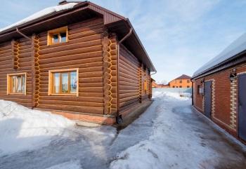 Продажа  дома Зеленая д.13 пос. Новая Сосновка, 187.0 м² (миниатюра №22)